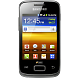 Смартфон Samsung Galaxy Young Duos S6102 Strong Black
